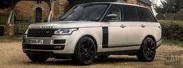 Range Rover Autobiography Black Design Pack UK-spec - 2017