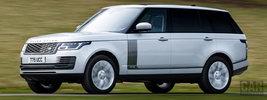 Range Rover Autobiography P400e LWB UK-spec - 2018