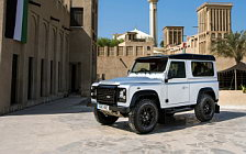 Cars wallpapers Land Rover Defender 90 2000000th - 2015
