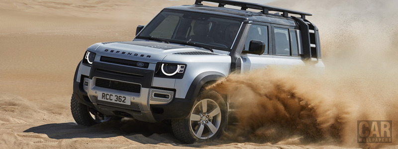 Cars wallpapers Land Rover Defender 110 Explorer Pack First Edition - 2020 - Car wallpapers