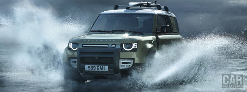 Cars wallpapers Land Rover Defender 90 D240 SE Adventure Pack - 2020 - Car wallpapers