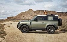 Cars wallpapers Land Rover Defender 90 D240 SE Adventure Pack - 2020