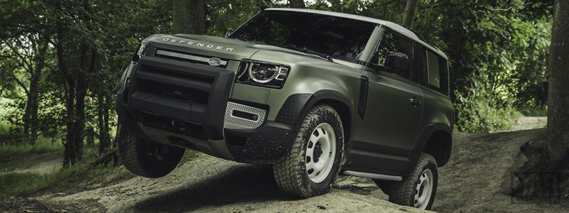Cars wallpapers Land Rover Defender 90 D240 SE Explorer Pack - 2020 - Car wallpapers