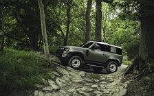 Cars wallpapers Land Rover Defender 90 D240 SE Explorer Pack - 2020