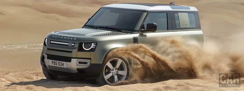 Cars wallpapers Land Rover Defender 90 D240 SE Urban Pack - 2020 - Car wallpapers