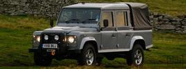 Land Rover Defender 110 Crew Cab Pick-Up - 2012