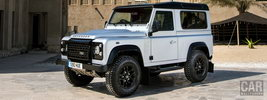 Land Rover Defender 90 2000000th - 2015