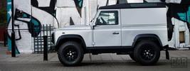 Land Rover Defender 90 Hard Top X-Tech - 2011