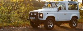 Land Rover Defender 90 Station Wagon - 2012