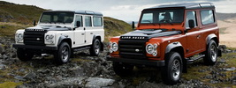 Land Rover Defender Fire and Defender Ice - 2009