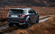 Cars wallpapers Land Rover Discovery Sport HSE Si4 Dynamic Lux - 2017