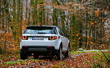Cars wallpapers Land Rover Discovery Sport HSE Sd4 - 2018
