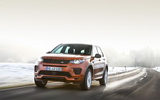 Cars wallpapers Land Rover Discovery Sport HSE Si4 Dynamic Lux - 2018