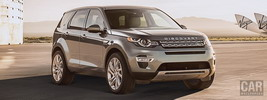 Land Rover Discovery Sport HSE Luxury - 2015