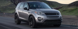 Land Rover Discovery Sport HSE Luxury Black Pack - 2015