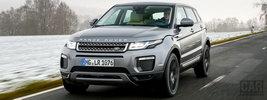 Range Rover Evoque HSE Sd4 - 2018