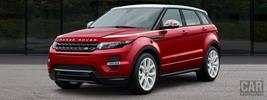 Range Rover Evoque SW1 - 2014