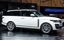 Cars wallpapers Range Rover SV Coupe - 2018