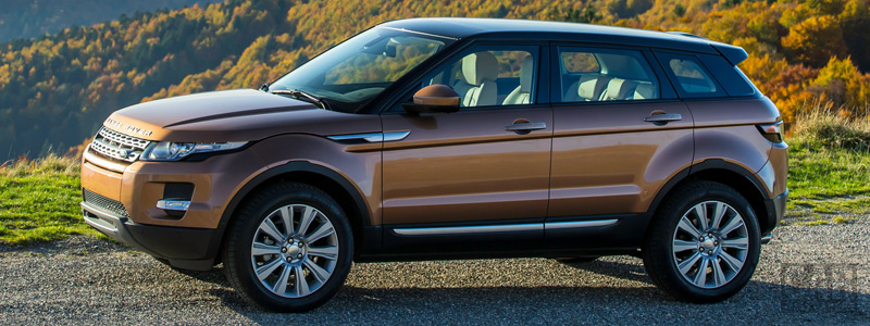 Cars wallpapers Range Rover Evoque SD4 Prestige - 2014 - Car wallpapers