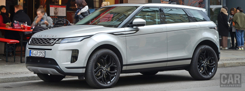 Cars wallpapers Range Rover Evoque D180 SE - 2019 - Car wallpapers