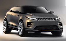 Cars wallpapers Range Rover Evoque D240 HSE R-Dynamic Black Pack - 2019