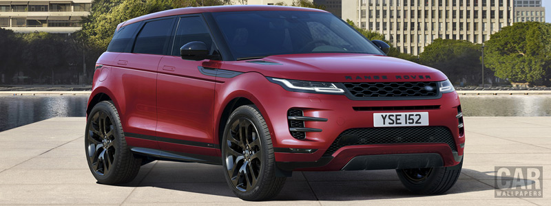 Cars wallpapers Range Rover Evoque D240 HSE R-Dynamic Black Pack - 2019 - Car wallpapers