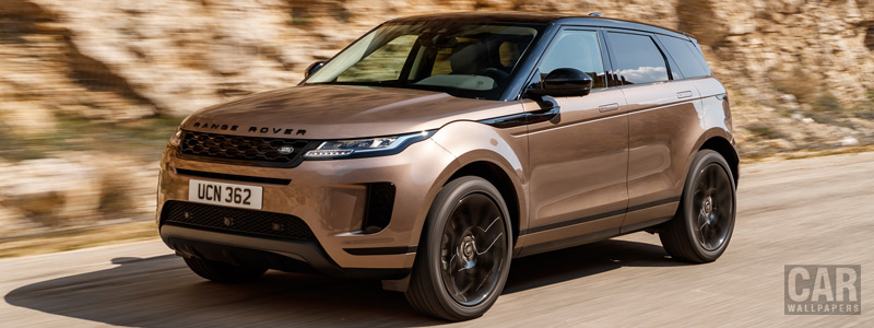 Cars wallpapers Range Rover Evoque D240 S Black Pack - 2019 - Car wallpapers