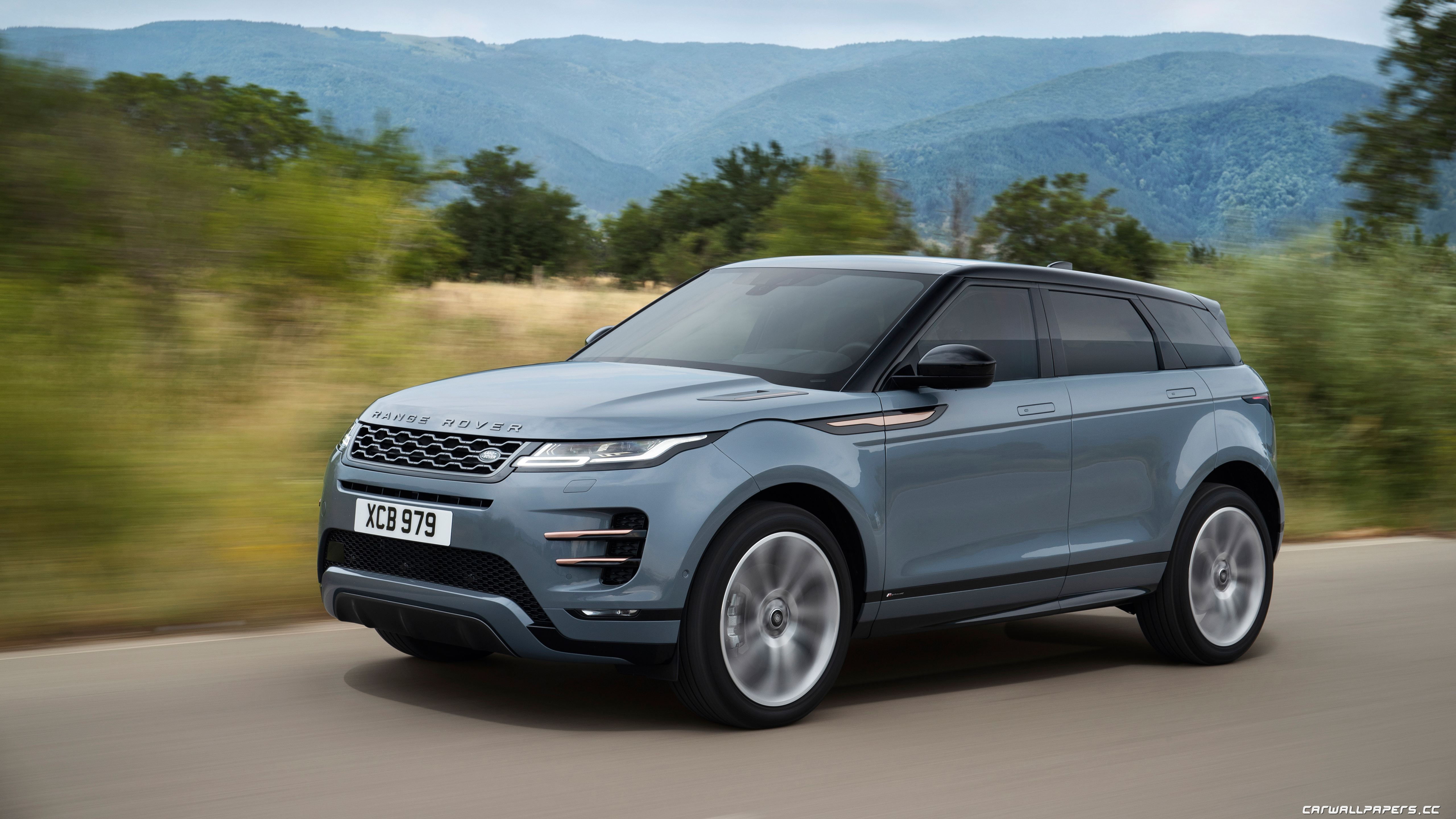 Cars Desktop Wallpapers Range Rover Evoque R Dynamic First Edition 2019