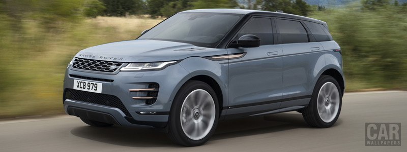 Cars wallpapers Range Rover Evoque R-Dynamic First Edition - 2019 - Car wallpapers