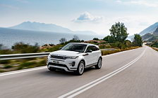 Cars wallpapers Range Rover Evoque R-Dynamic (Yulong White) - 2019