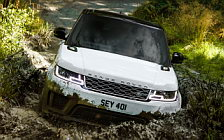 Cars wallpapers Range Rover Sport P400e Autobiography - 2017