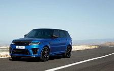 Cars wallpapers Range Rover Sport SVR - 2017