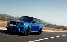 Cars wallpapers Range Rover Sport SVR - 2017