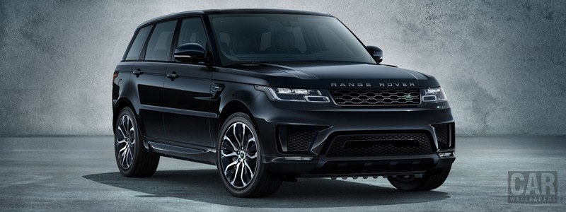 Cars wallpapers Range Rover Sport Shadow Edition - 2018 - Car wallpapers