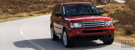 Land Rover Range Rover Sport Supercharged - 2009