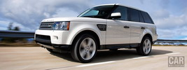 Land Rover Range Rover Sport Supercharged - 2010
