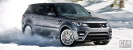 Range Rover Sport Autobiography UK-spec - 2013