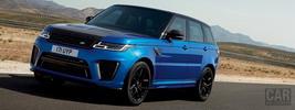 Range Rover Sport SVR - 2017
