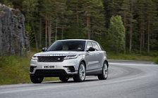 Cars wallpapers Range Rover Velar R-Dynamic D300 HSE Black Pack - 2017