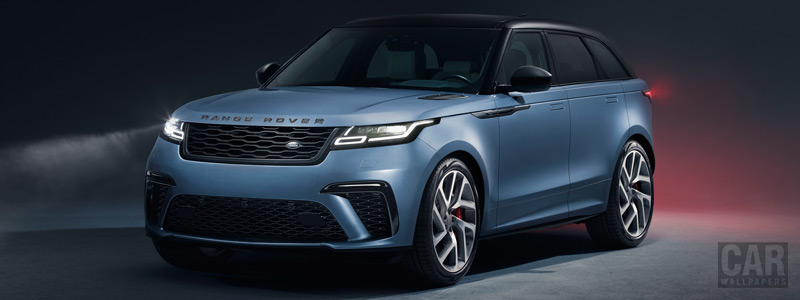 Cars wallpapers Range Rover Velar SVAutobiography Dynamic Edition - 2019 - Car wallpapers