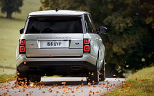 Cars wallpapers Range Rover Autobiography P400e LWB - 2017