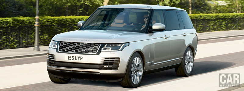 Cars wallpapers Range Rover Autobiography P400e LWB - 2017 - Car wallpapers