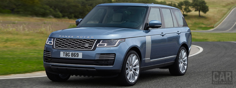 Cars wallpapers Range Rover Autobiography - 2017 - Car wallpapers