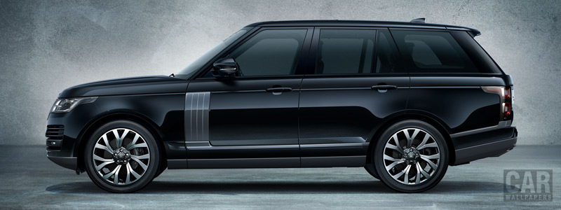 Cars wallpapers Range Rover Shadow Edition - 2018 - Car wallpapers