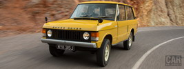 Land Rover Range Rover 3door - 1971