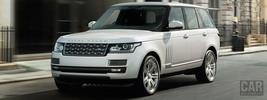 Land Rover Range Rover Autobiography Black - 2013