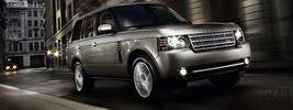 Land Rover Range Rover Supercharged - 2012