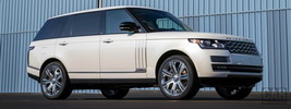 Range Rover Autobiography Black Long Wheelbase - 2014