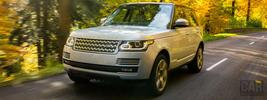 Range Rover Hybrid - 2014