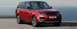Range Rover SVAutobiography Dynamic - 2017